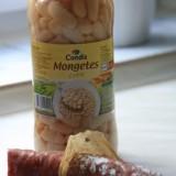 jedzenie...Fasola i chorizo, to podstawowe składniki kuchni hiszpańskiej...