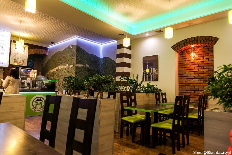 10 Listopda 2014 R Restauracja Azjatycka New China Town W Bydgoszczy