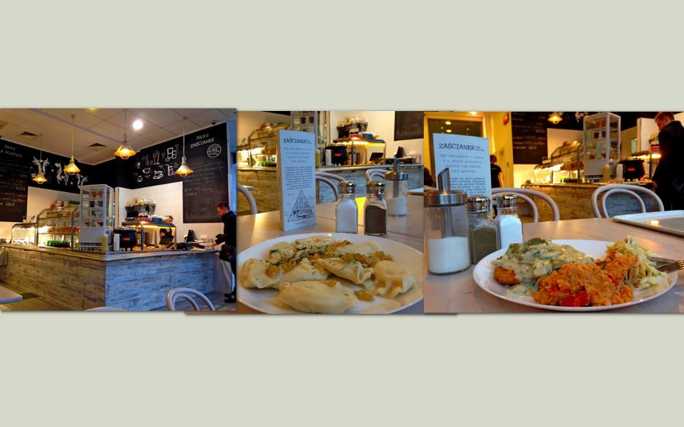 12 Października 2015 R Zaścianek Kuchnia Za ścianą Na Ken