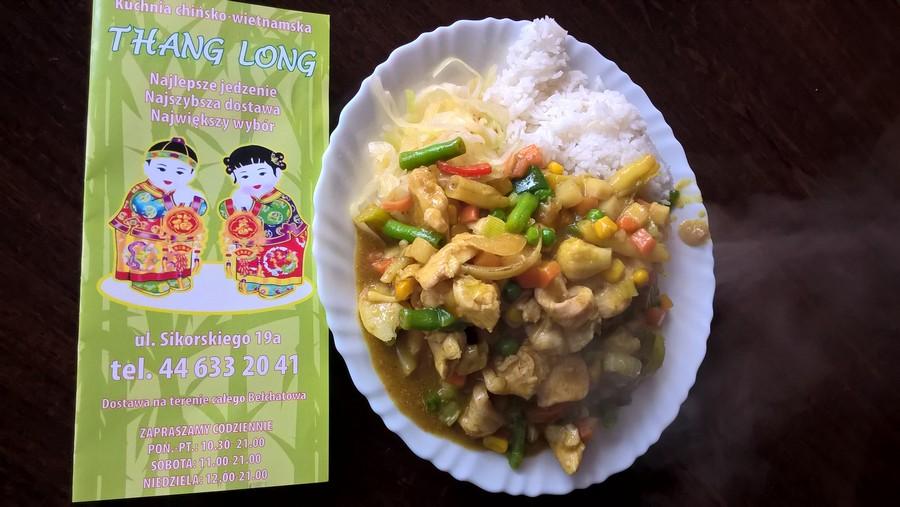 31 Stycznia 2017 R Restauracja Thang Long W Bełchatowie